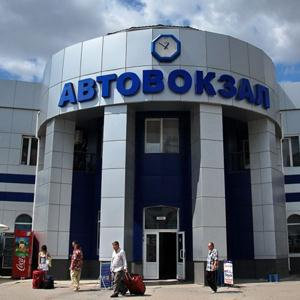 Автовокзалы Камского Устья