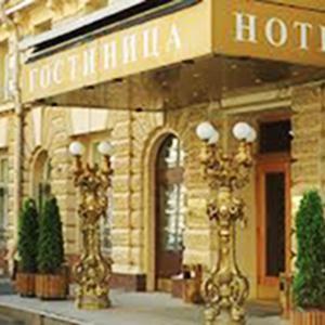 Гостиницы Камского Устья