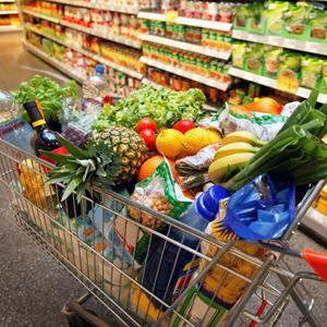 Магазины продуктов Камского Устья