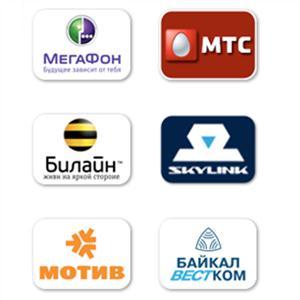 Операторы сотовой связи Камского Устья