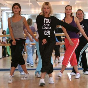 Школы танцев Камского Устья